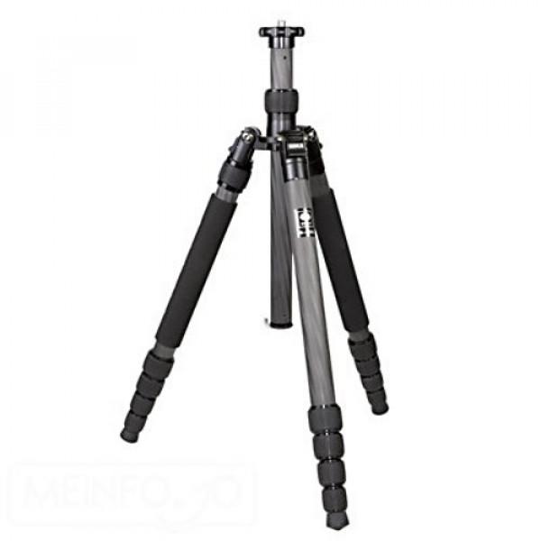 Sirui M-3205 Dreibeinstativ ohne Kopf (160 cm, bis 15 kg, Carbon, inkl. Tasche)-35