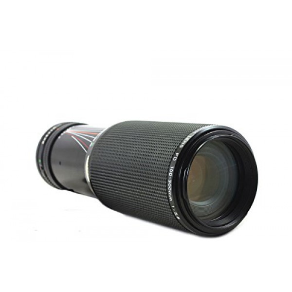 Canon Zoom Lens FD 100-300mm 100-300 mm 1:5.6 5.6 OVP-33