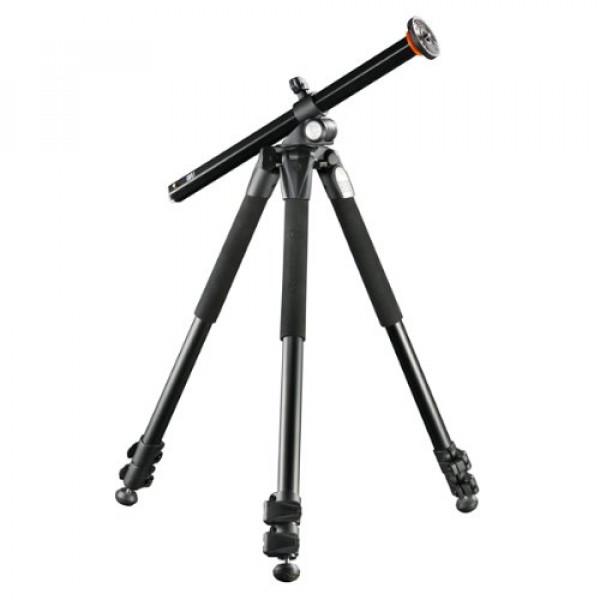 Vanguard Alta Pro 263 AT Dreibeinstativ (Aluminium, 2 Auszüge, Belastbarkeit bis 7 kg, max. Höhe 165 cm)-311