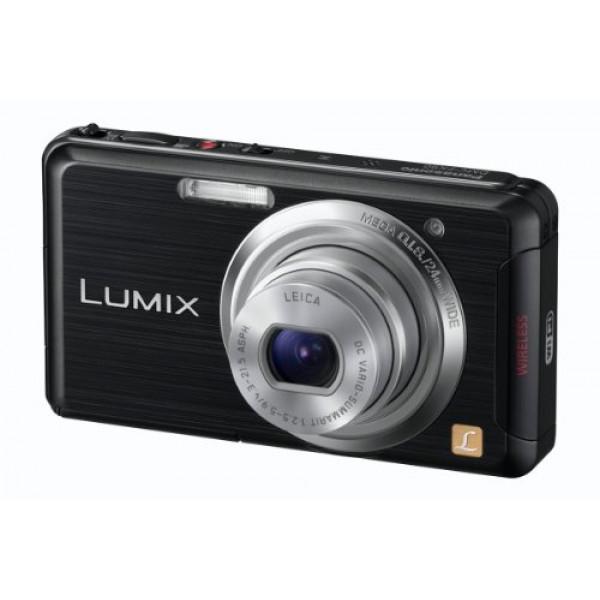 Panasonic Lumix DMC-FX90EG-K Digitalkamera (12 Megapixel, 5-fach opt. Zoom, 7,5 cm (3 Zoll) Touch-Display, bildstabilisiert, WLAN-fähig) schwarz-34
