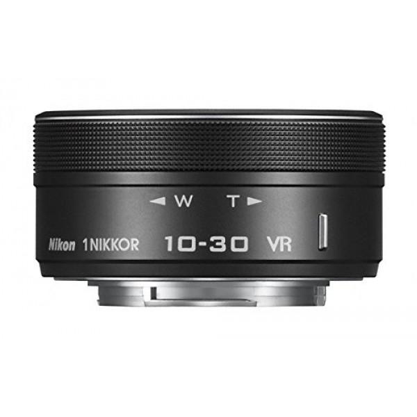 Nikon 1 Nikkor 10-30mm PD-Zoom Objektiv für 1 J4 Systemkamera schwarz-32