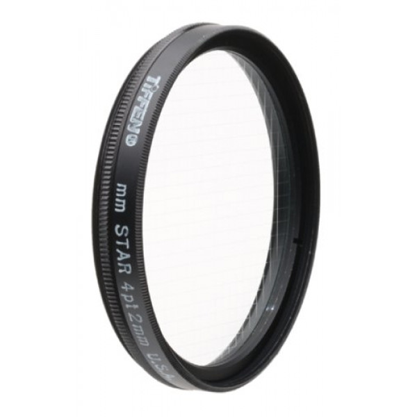 Tiffen Filter 77MM STAR 4PT 2MM FILTER-31