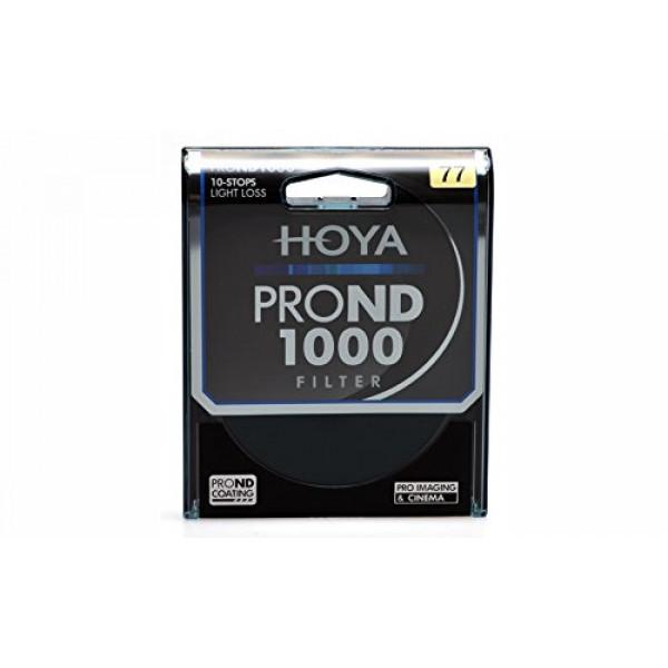 Hoya YPND100077 Pro ND-Filter (Neutral Density 1000, 77mm)-33