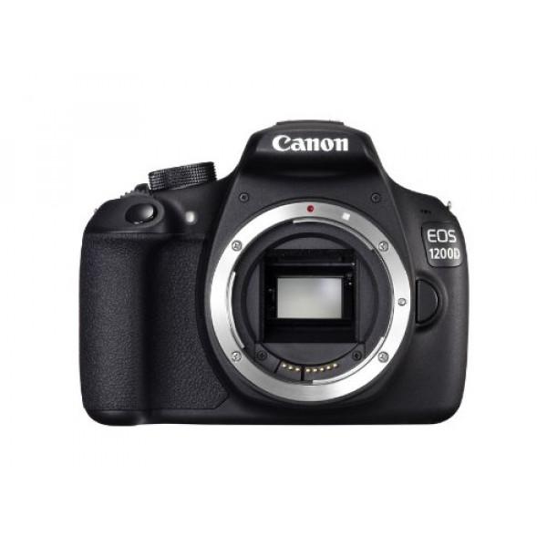 Canon EOS 1200D SLR-Digitalkamera (18 Megapixel APS-C CMOS-Sensor, 7,5 cm (3 Zoll) LCD-Display, Full HD) nur Gehäuse schwarz-314