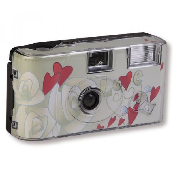 15x Hochzeitskamera Einwegkamera Love-32