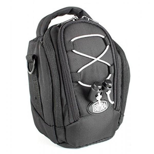 Kleine Fototasche für Bridge und Systemkameras-36
