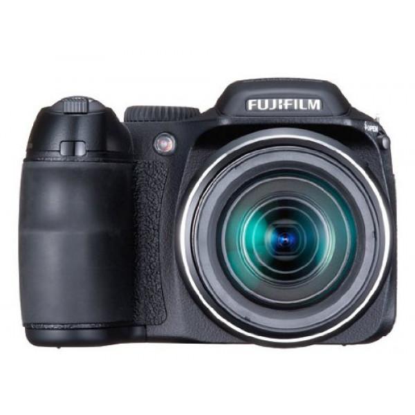 FujiFilm FinePix S 2000HD (10 Megapixel, 15-fach opt. Zoom, 6,9 cm (2,7 Zoll) Display, Bildstabilisator) schwarz-35