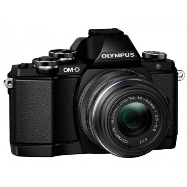 Olympus OM-D E-M10 Kamera (Live MOS Sensor, True Pic VII Prozessor, Fast-AF System, 3-Achsen VCM Bildstabilisator, Sucher, Full-HD, HDR) inkl. 14 bis 42 mm Standard-Objektiv (manueller Zoom) schwarz-37