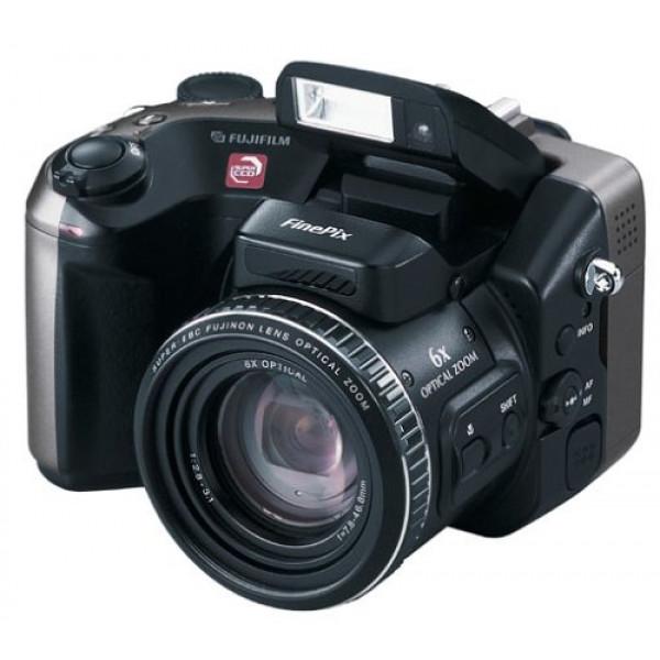 Fuji FinePix S602 Zoom Digitalkamera (3,1 Megapixel)-36
