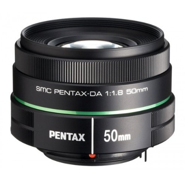 Pentax DA 50mm f/1,8 Einsteiger-Portraitobjektiv für SLR-Digitalkamera-32