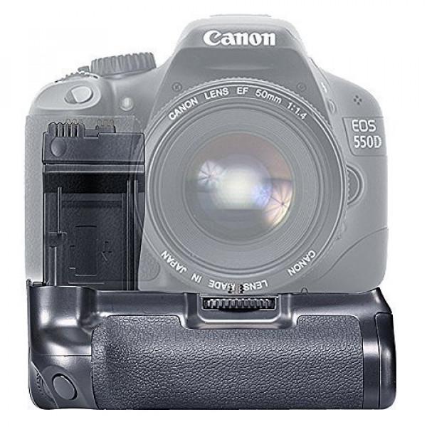 Neewer Pro Batteriegriff Akkugriff Battery Grip für Canon EOS 550D 600D 650D 700D / Rebel T2i T3i T4i T5i SLR Digital Kameras wie der Canon BG-E8, kompatibel mit 6 AA-Batterien oder 2 LP-E8 Li-Ionen-Batterien-39