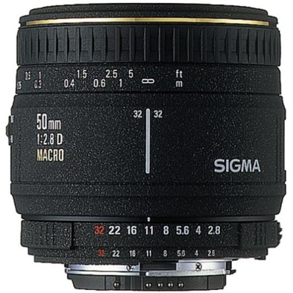 Sigma Autofokus-Makro-Objektiv 50 mm/ 2,8 EX für Nikon-Spiegelreflexkameras-31