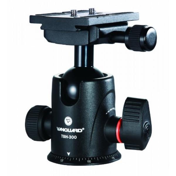 Vanguard TBH-300 Magnesium Kugelkopf schwarz-31