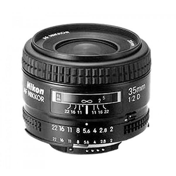 Nikon AF Nikkor 35 mm/2,0 D Objektiv (52mm Filtergewinde)-31
