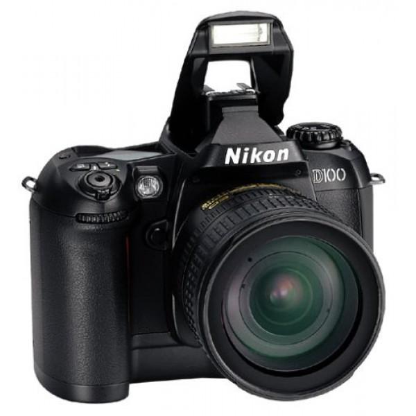 Nikon D-100 digitale Spiegelreflexkamera (6,0 Megapixel, nur Gehäuse)-31