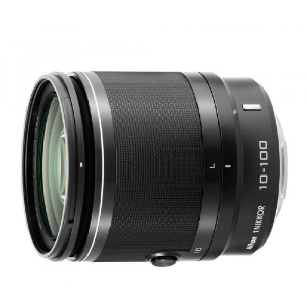 Nikon 1 Nikkor-Objektiv VR 10-100mm 1:4-5,6 Zoom schwarz-31