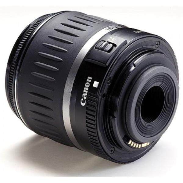 Canon EOS 300D SLR-Digitalkamera (6,3 Megapixel) mit Objektiv EF-S f1:3,5-5,6/18-55 mm-31