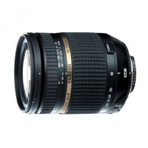 Tamron 18-270mm F/3,5-6,3 Di II VC LD ASL IF Macro Objektiv (72 mm Filtergewinde) für Nikon-31