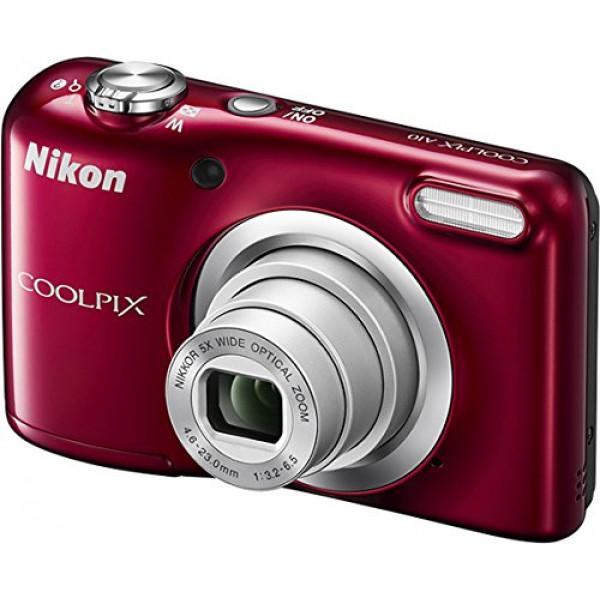 Nikon Coolpix A10 Kamera Kit rot-31