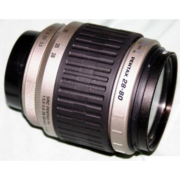 PENTAX smc FA J 28-80 / 3,5-5,6 AL Kamera Zoomobjektiv-31