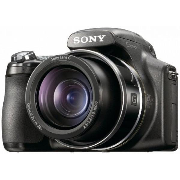 Sony DSC-HX1 Digitalkamera (9 Megapixel, 20-fach opt. Zoom, 7,6 cm (3 Zoll) Display, Bildstabilisator, 10 Bilder/sec) schwarz-35