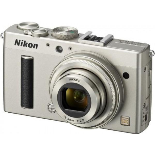 Nikon Coolpix A Digitalkamera (16 Megapixel, 7,6 cm (3 Zoll) LCD-Display, 28mm Weitwinkelobjektiv, Lichtstärke 1:2,8, Full HD Video) titan silber-37