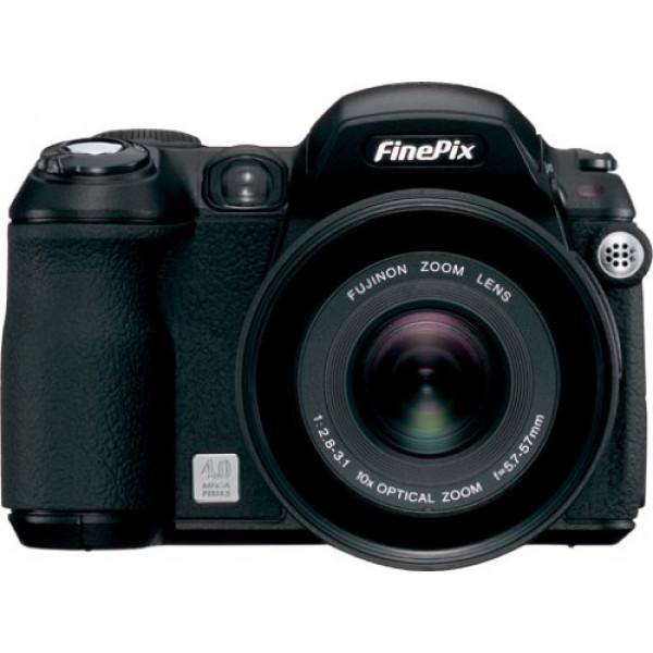 Fuji FinePix S5500 Digitalkamera (4 Megapixel, 10x opt. Zoom)-34