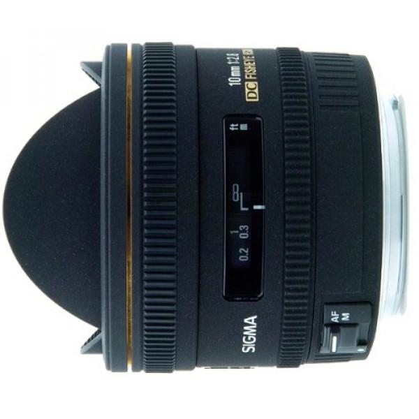 Sigma 10 mm F2,8 EX DC Fisheye HSM-Objektiv (Gelatinefilter) für Pentax Objektivbajonett-31