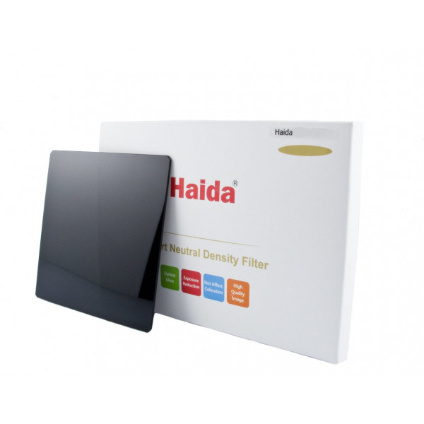 Haida Optical Neutral Graufilter 83mm x 95mm (ND 3.0 1000x) Kompatibel mit Cokin P System-31