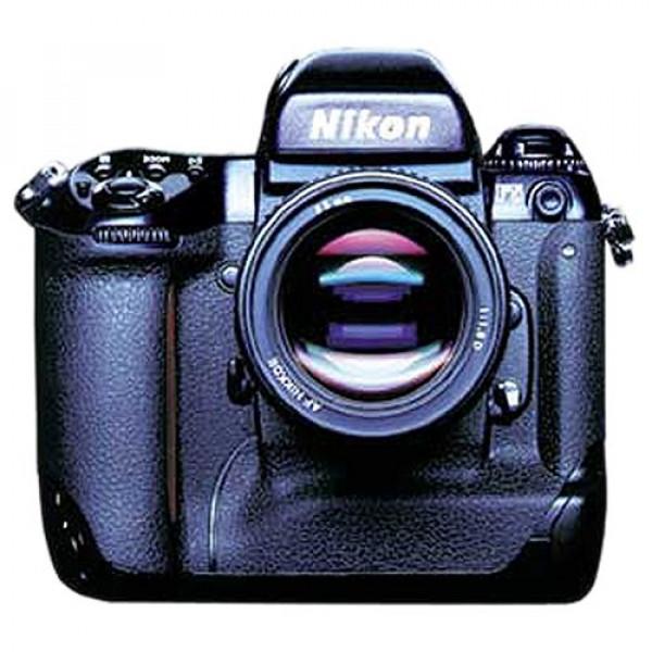 Nikon F5 Spiegelreflexkamera (nur Gehäuse)-31