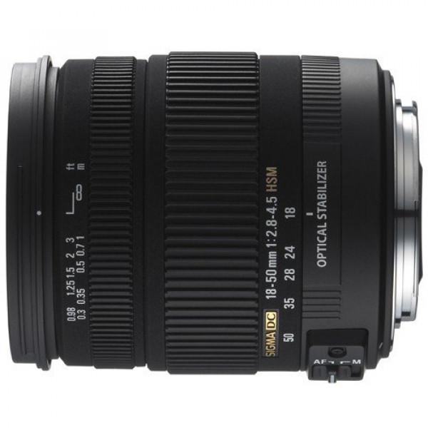 Sigma 18-50 mm F2.8-4.5 DC OS HSM-Objektiv (67 mm Filtergewinde) für Nikon Objektivbajonett-31