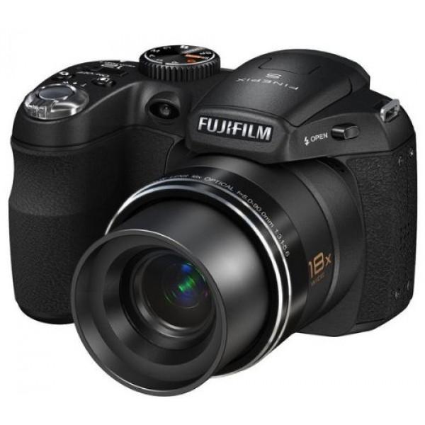 Fujifilm Finepix S1800 Digitalkamera (12 Megapixel, 18-fach opt.Zoom, 7,6 cm Display, Bildstabilisator) schwarz-33