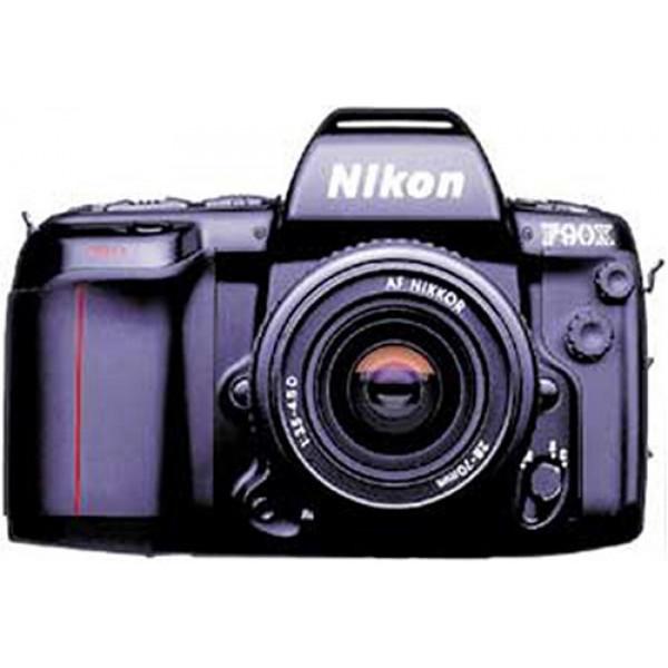 Nikon F90X Professionell Spiegelreflexkameragehäuse + HochformatgriffMB-10-31