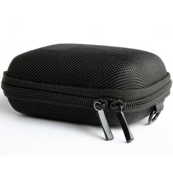 Bundlestar * Hardcase PURE black S Kameratasche universal mit Schultergurt und Gürtelschlaufe (passend zu: Siehe Produktmerkmale) (schwarz)-35
