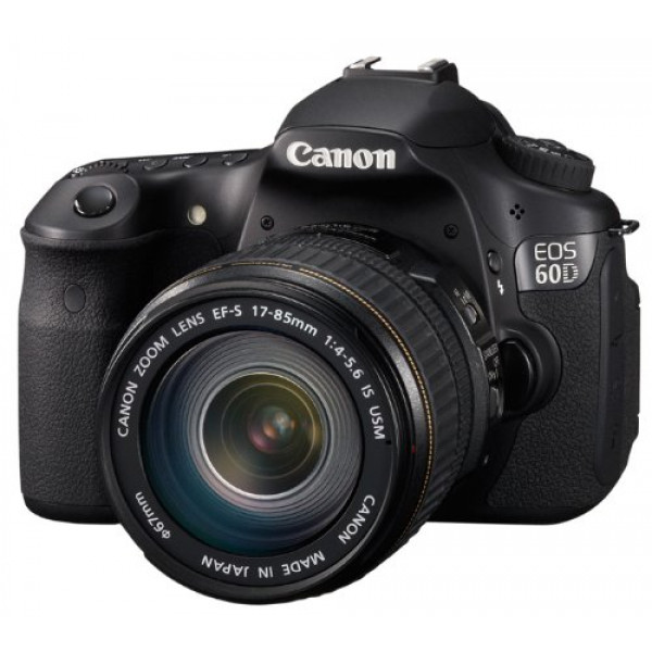 Canon EOS 60D SLR-Digitalkamera (18 Megapixel, Live-View, Full HD-Movie) Kit inkl. EF-S 18-135 IS Objektiv (bildstabilisiert)-39