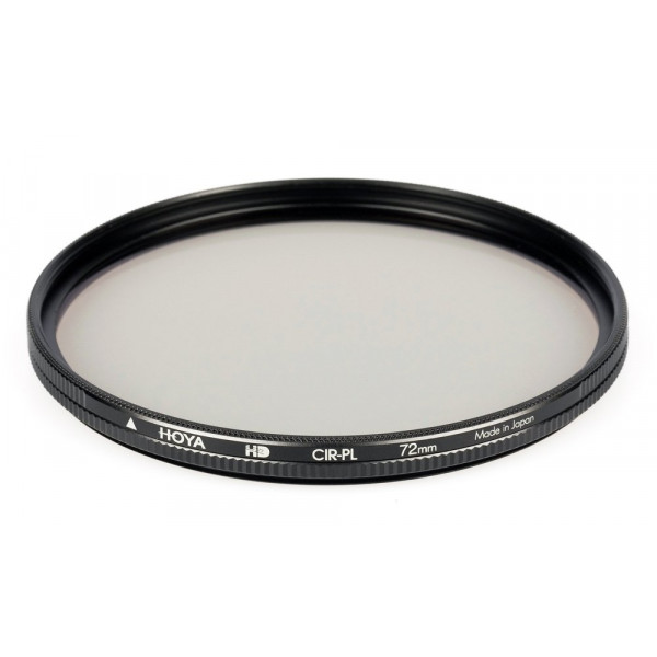 Hoya HD Polarisationsfilter Cirkular 72mm-31