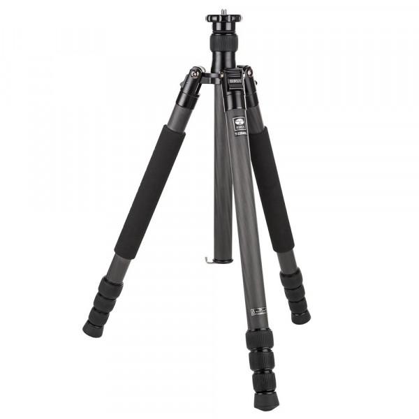 Sirui T-2204XL Reise-Dreibeinstativ (Carbon, Höhe: 162,5 cm, Gewicht: 1,34 kg, Belastbarkeit: 15 kg, inkl. Tasche, Gurt)-35