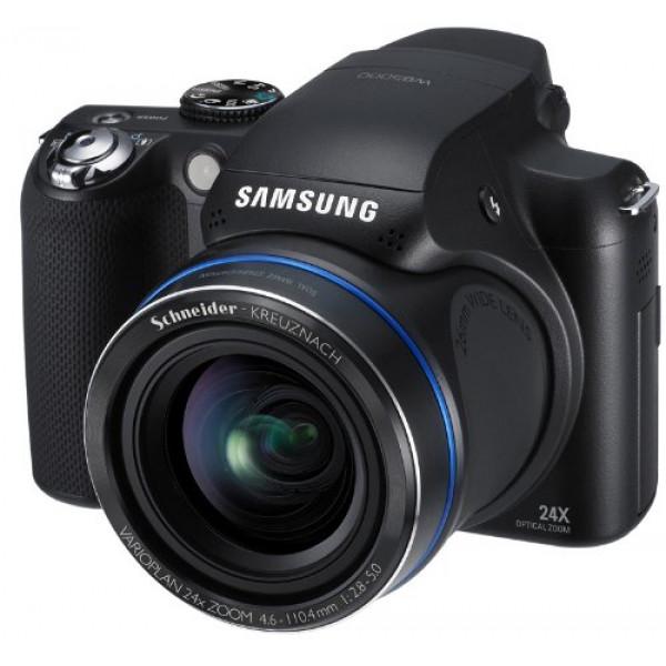Samsung WB5000 Digitalkamera (12 Megapixel, 26mm Weitwinkel, 24x optischer Zoom, 7,6 cm (3 Zoll) TFT LCD, USB 2.0 (Hi-Speed), Duale Bildstabilisation) schwarz-37
