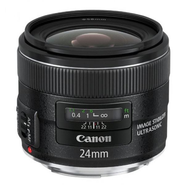 Canon EF 24mm f/2.8 IS USM Weitwinkel Objektive (58mm Filtergewinde) schwarz-33