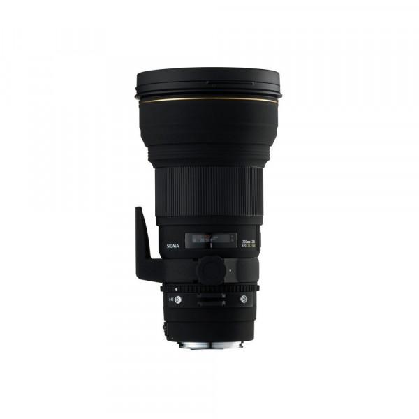 Sigma 300 mm F2,8 EX DG HSM-Objektiv (46 mm Filterschublade) für Nikon Objektivbajonett-31