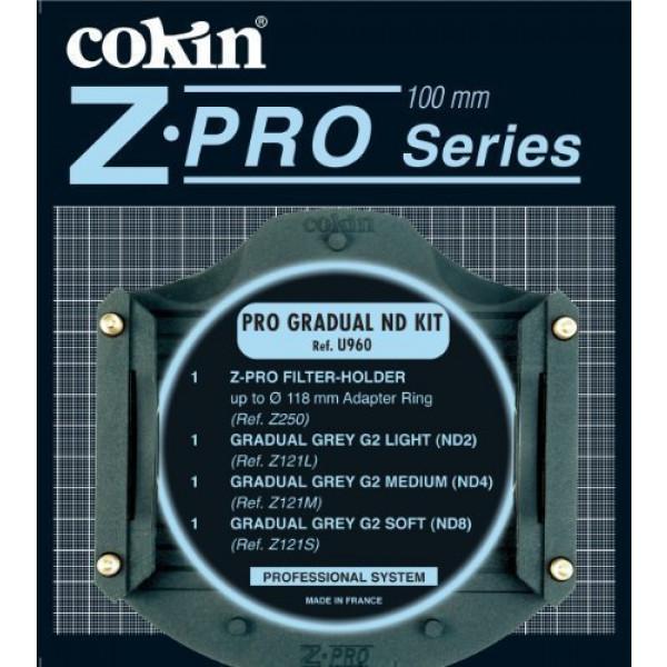 Cokin U960 Pro-ND Grad-Kit Filter-31