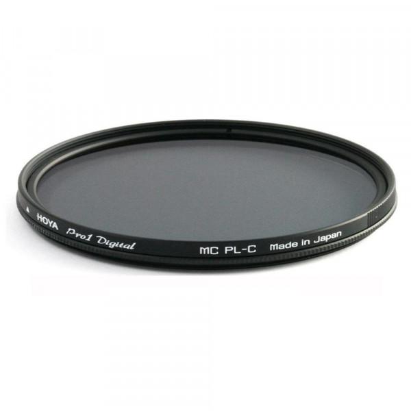 Hoya Pro1 Digital Pol Cirkular Polfilter (49 mm) schwarz-31