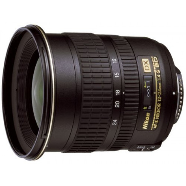 Nikon AF-S DX Zoom-Nikkor 12-24mm 1:4G IF-ED Objektiv (77mm Filtergewinde)-31