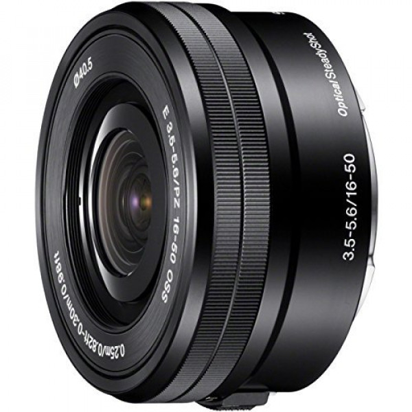 Sony Alpha NEX Serie SELP1650 Power-Zoom-Objektiv (16-50 mm, F3.5-5.6 OSS) silberfarben-33