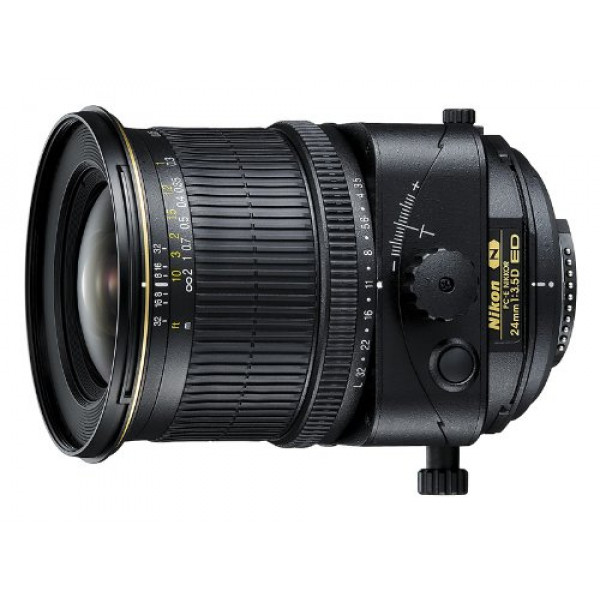 Nikon 24mm / 3,5D PC-E NIKKOR ED Objektiv (77mm Filtergewinde) für Nikon inkl. HB-41-31