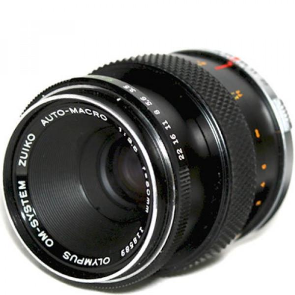 Olympus OM-System Zuiko Auto-Macro 50mm 50 mm 3.5 1:3.5-35