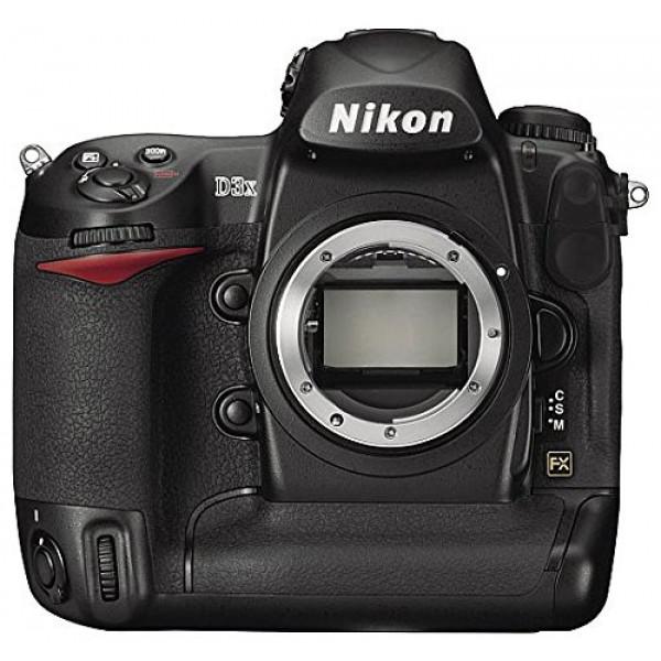 Nikon D3x SLR-Digitalkamera (24 Megapixel, Vollformatsensor) nur Gehäuse-31