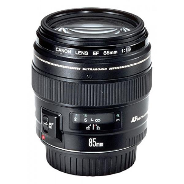 Canon EF 85mm/ 1,8/ USM Objektiv (58 mm Filtergewinde)-31
