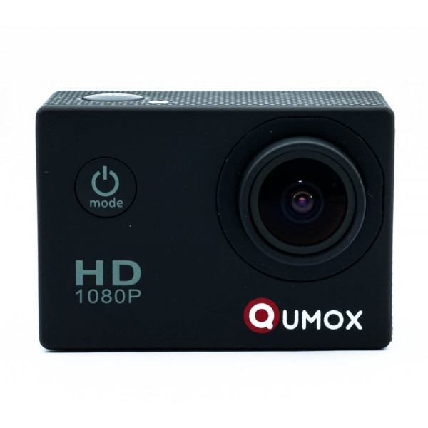 QUMOX Actioncam SJ4000, Action Sport Kamera Camera Waterproof, Full HD, 1080p Video, Helmkamera, Schwarz-35