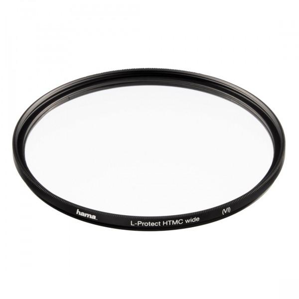 Hama Schutz-Filter, Weitwinkel, 8-fach Vergütung, Für 86 mm Foto-Kameraobjektive, HTMC-33